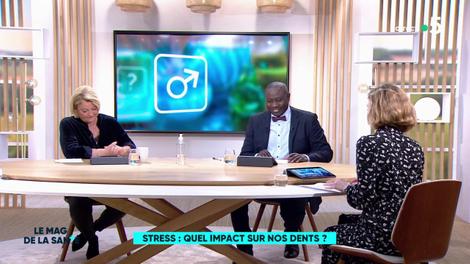 Le stress peut-il abîmer nos dents?
