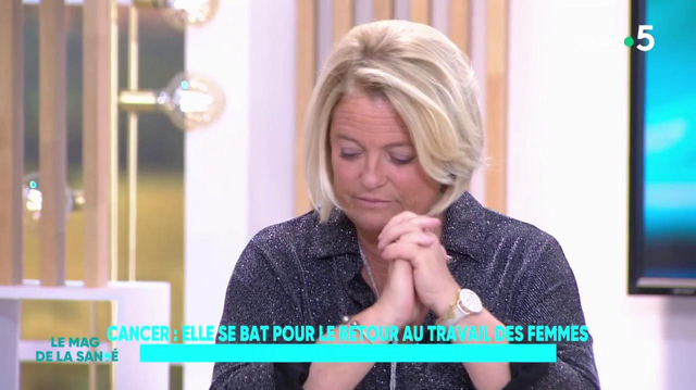 "Cancer : Isabelle, 53 ans, cheffe d'entreprise et ""cancer survivor"""