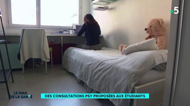 Covid : lancement de consultations psy gratuites pour les étudiants en souffrance