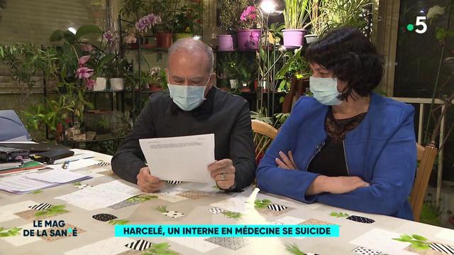 Suicide de Florian, interne à Reims : ses parents témoignent