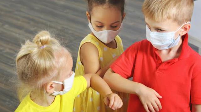 Les enfants produisent davantage d'anticorps contre le covid, selon une nouvelle étude