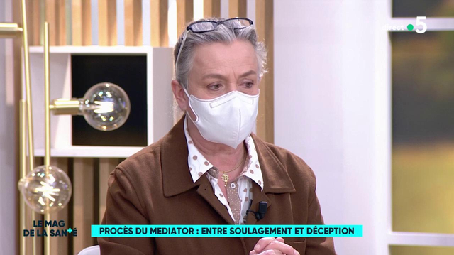 Procès Médiator : Irène Frachon exprime sa déception après le verdict