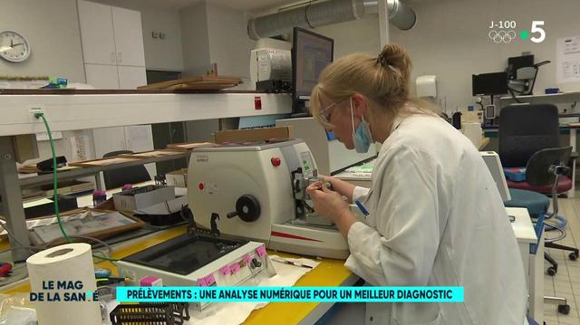 Chirurgie : un service d'anatomie pathologique 100% numérique à Rennes