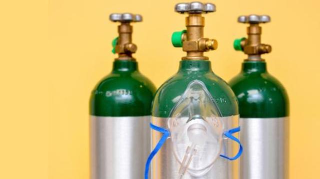 Patients covid cherchent oxygène