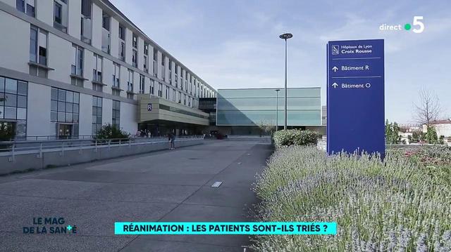 Réanimation : un hôpital face au manque de places