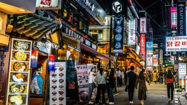 A Séoul, les eaux usées contaminées par… du Viagra!