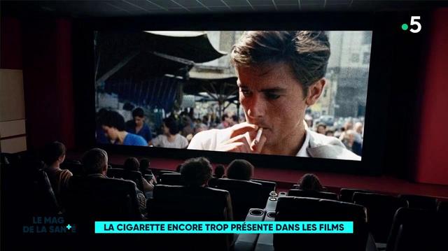 La cigarette au cinéma est dangereuse : on vous explique pourquoi