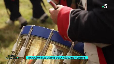 Napoléon : les débuts de la médecine moderne