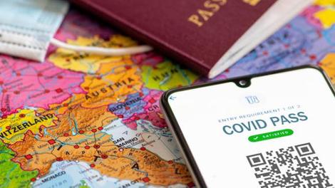 Covid : cinq questions sur le pass sanitaire européen