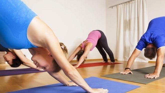 Le yoga est-il aussi bon pour le cœur que le vélo ? (photo © magann - Fotolia.com)
