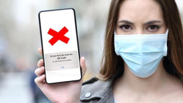 Des bugs avec votre pass sanitaire : pas de panique !