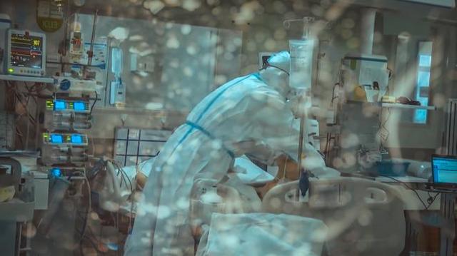 Covid : 85% des personnes hospitalisées ne sont pas vaccinées