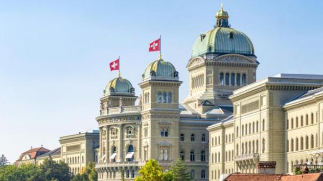 Palais fédéral de Suisse à Berne ©mapman