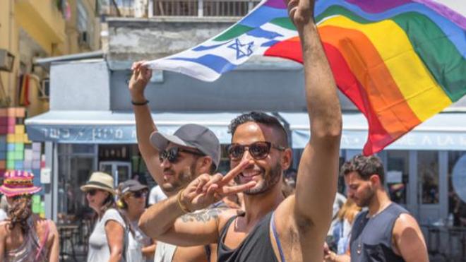 Pride of Tel Aviv, Israel  2017 ©YuriTurkov