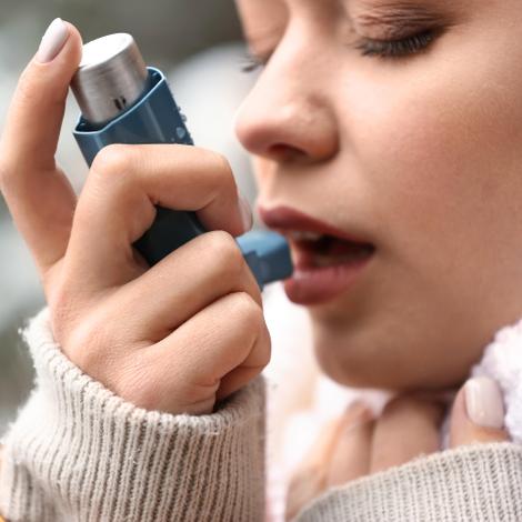 Asthme : quand les bronches s'encombrent