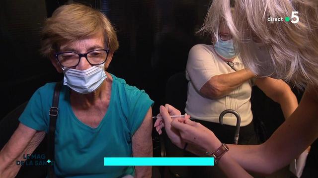 Troisième dose : lancement du rappel de vaccination pour les patients fragiles