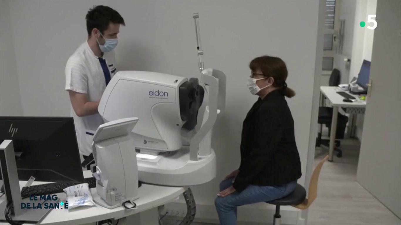 Téléconsultation d'ophtalmologie : pour en finir avec les délais d'attentes à rallonge !