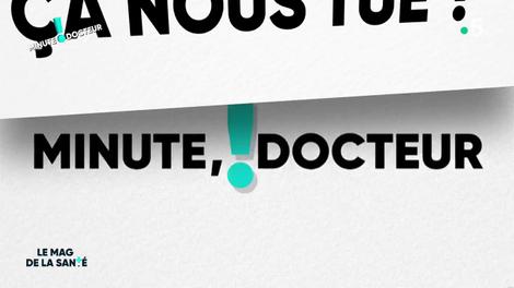 Minute Docteur ! Pourquoi l'apéro nous tue ?
