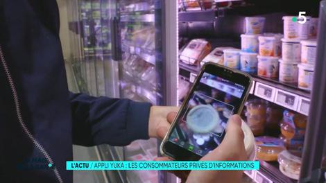 L'application Yuka condamnée pour avoir critiqué la présence de nitrites dans des charcuteries