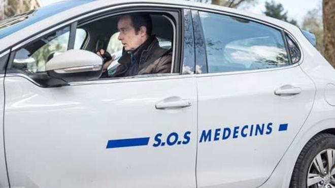 SOS Médecins réalise près de  millions de consultations à domicile chaque année