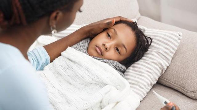 Le retour des infections hivernales inquiète les pédiatres