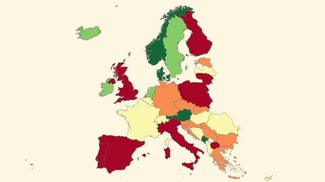 CARTE. Fin de la gratuité des tests Covid en France : comment ça se passe en Europe ?