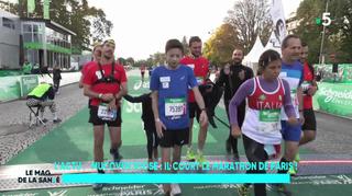 Mucoviscidose : le marathon d'Alexandre greffé des poumons !
