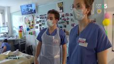Hôpital : les internes croulent sous le travail