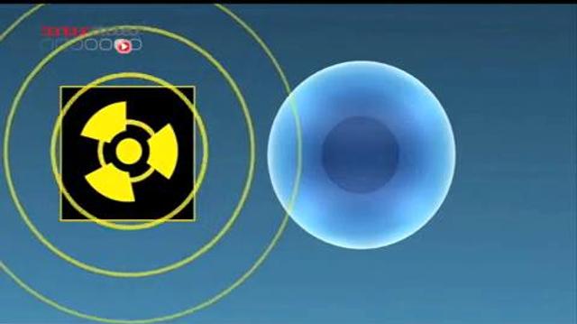 Les effets des radiations sur les cellules