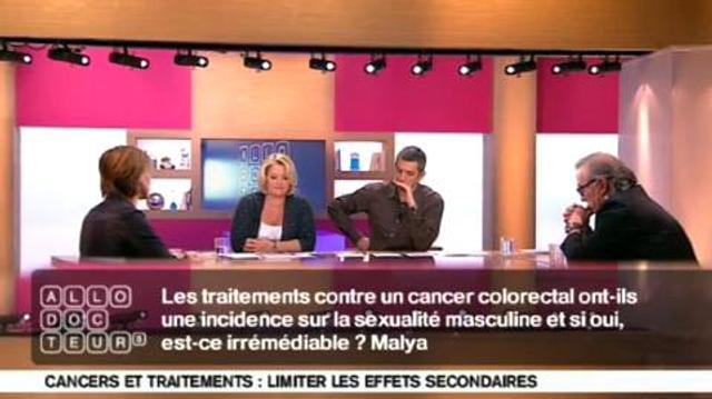 Traitements du cancer : des effets sur la libido?