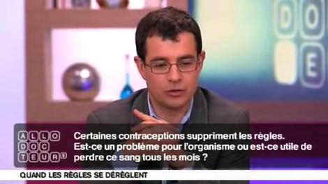 Règles et contraceptions chez les ados ?