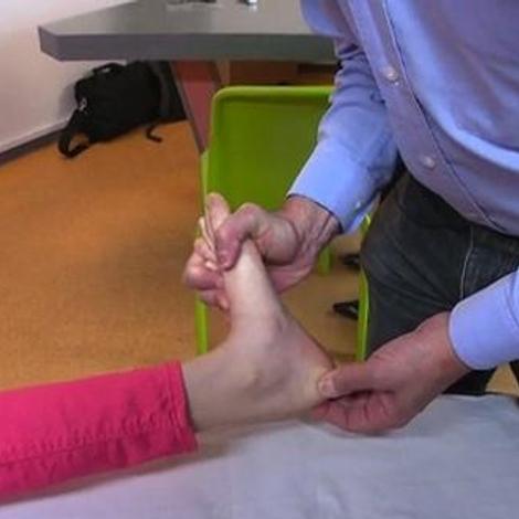 Maladie de Sever : une croissance sur la pointe des pieds
