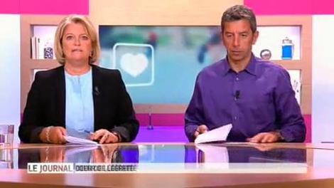 Louis van Proosdij  : un handicapé mobilise le web