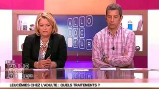 Leucémies de l'adulte : moins graves que celles des enfants ?