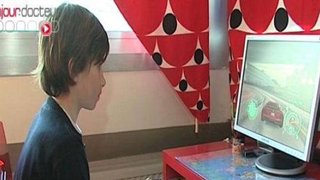 Un jeu vidéo pour combattre la schizophrénie