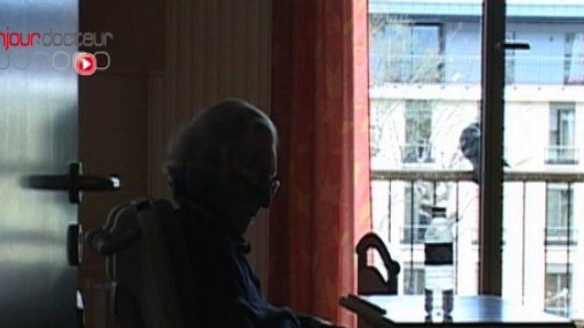 Maisons de retraite : un résident sur deux atteint d'Alzheimer
