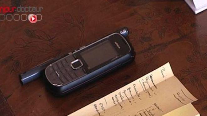 Un smartphone pour diagnostiquer des maladies