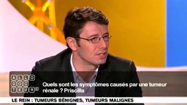 Tumeurs du rein : symptômes