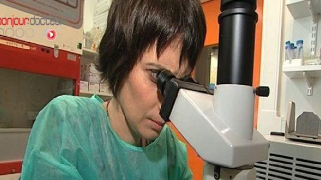Immunologie : le passage des lymphocytes dans la lymphe