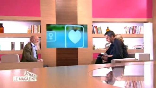 Interview d'Albert Jacquard, généticien, le 29 novembre 2011, invité dans ''Le Magazine de la santé'', sur France 5