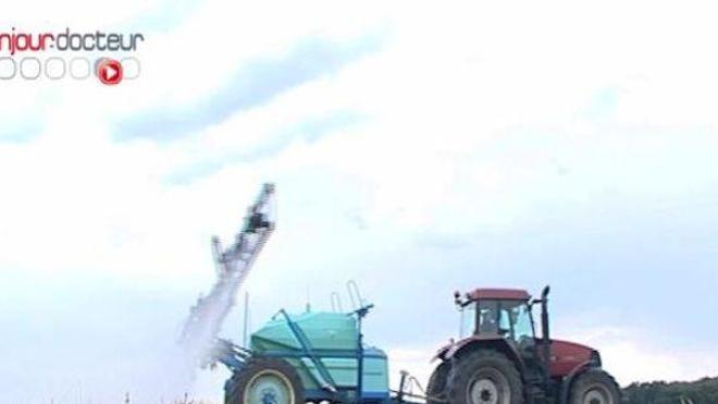 Pesticides : un agriculteur français assigne Monsanto devant la justice