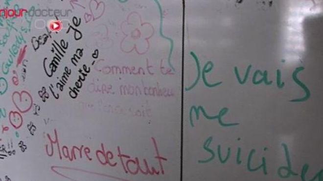 Suicide : état des lieux en France