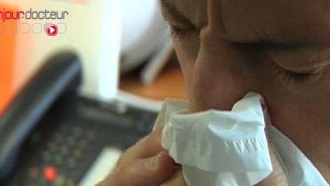Médicaments contre le rhume : 15 cas d'effets indésirables graves en 2011