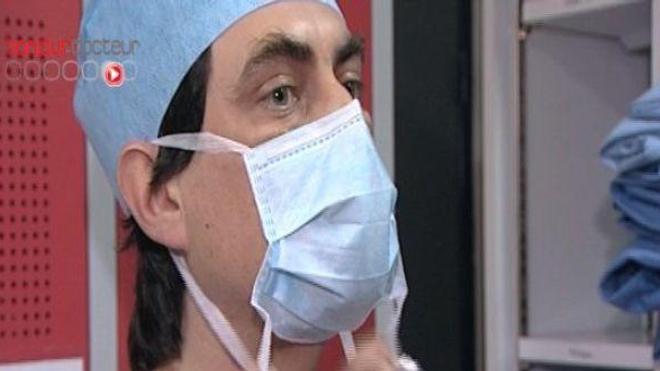 Des milliers de médecins étrangers sur la sellette