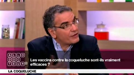 Le vaccin contre la coqueluche est-il vraiment efficace ?