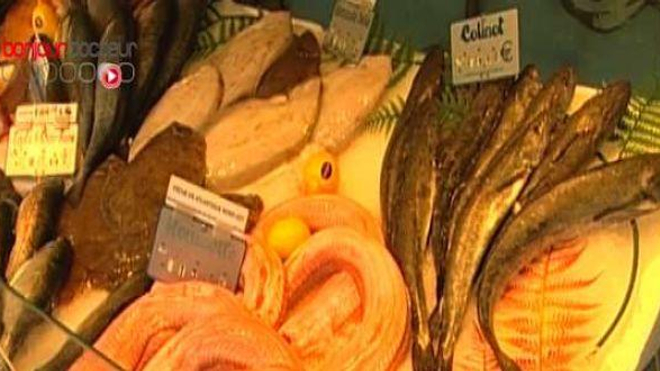 Le poisson, c'est bon pour la mémoire !