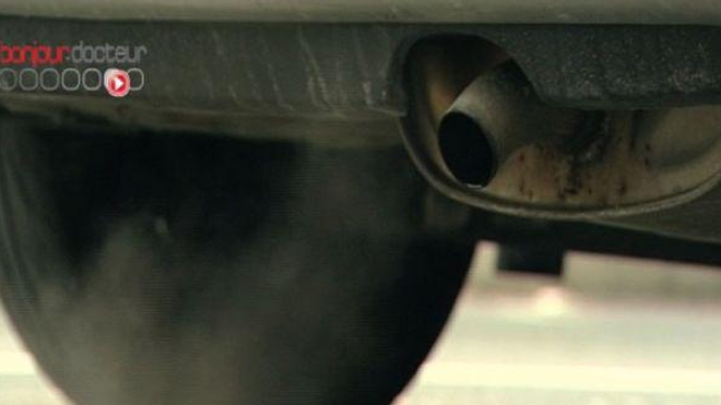 Le Royaume-Uni figure parmi les cinq pays mis en garde en février par la Commission européenne pour la qualité de leur air, avec la France et l'Allemagne.