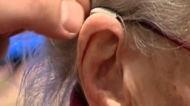 La presbyacousie ou baisse de l'audition