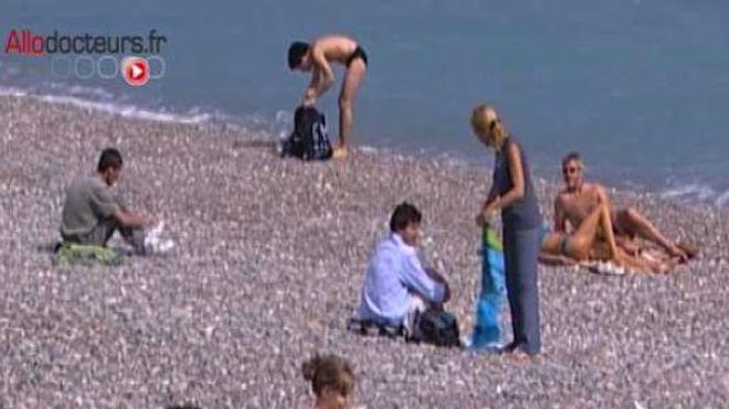 Première plage labellisée « Plage sans tabac® » à Nice