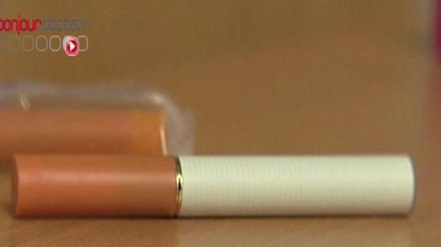 Une cigarette électronique qui part en pétard